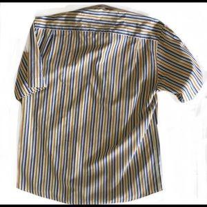 Turrau Shirts - Turrau Made in Spain men's Short Sleeve Short Sz L